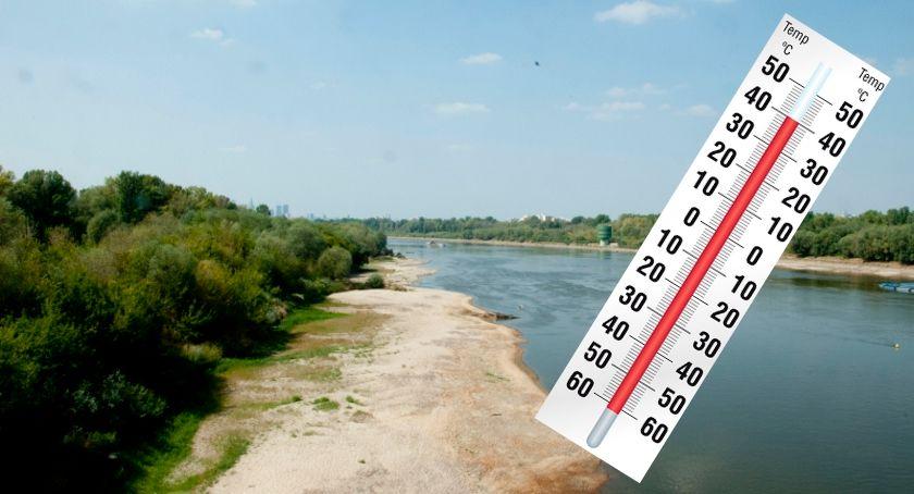 Prognoza pogody, UWAGA! Jutro kumulacja upałów ostrzega - zdjęcie, fotografia