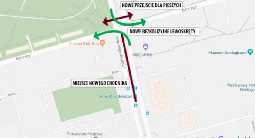 Remonty, Remont Niepodległości - zdjęcie, fotografia