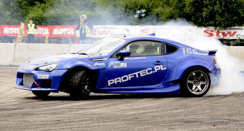 Sport, Driftingowe Mistrzostwa Polski Autodrom Bemowo [ZDJĘCIA] - zdjęcie, fotografia