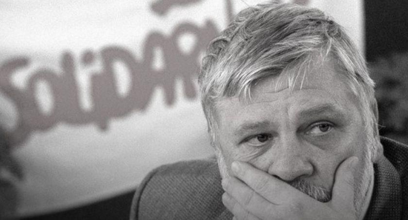 Wspomnienie, Pożegnanie Macieja Jankowskiego wieloletniego przywódcy Mazowieckiej Solidarności - zdjęcie, fotografia