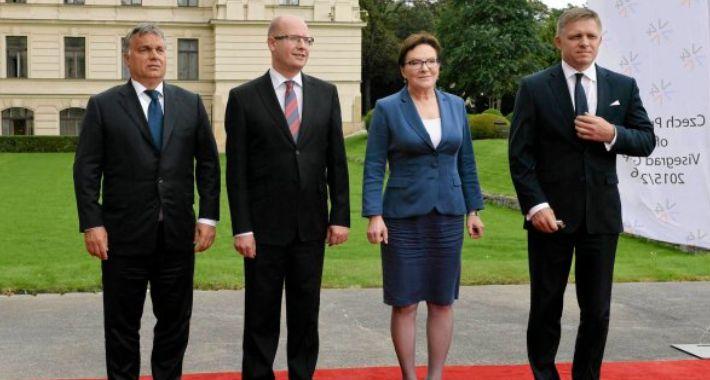 Polityka, Gorzka prawda Grupie Wyszehradzkiej - zdjęcie, fotografia