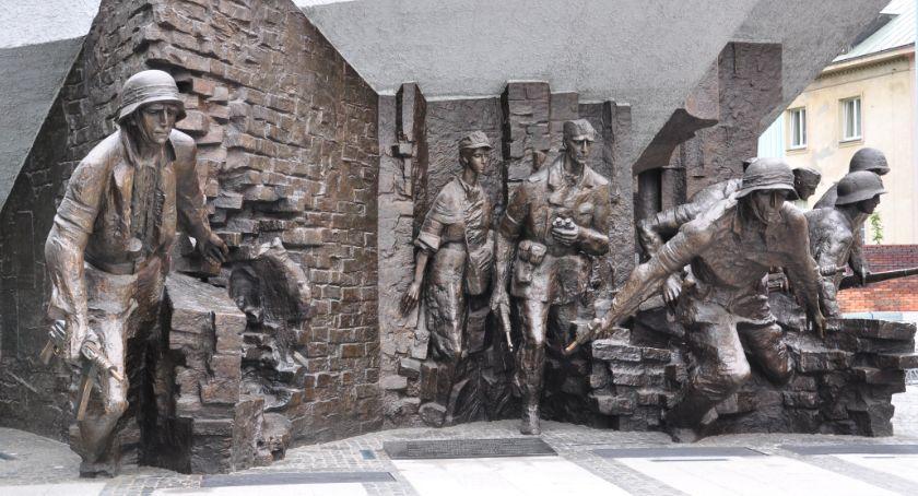 Historia Warszawy, Powstanie Polaków - zdjęcie, fotografia