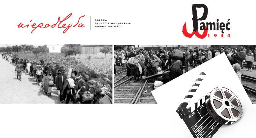 Filmy - premiery - kina, Projekcja filmu Exodus Warszawy Piastowie [WSTĘP WOLNY] - zdjęcie, fotografia