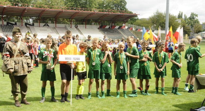 Piłka nożna, Turniej Piłkarski Puchar Małego Powstańca [ZDJĘCIA] - zdjęcie, fotografia