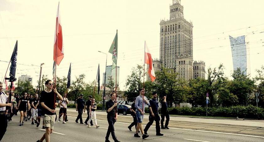 Imprezy, Wydarzenia, Marsz Młodzieży Wszechpolskiej [ZDJĘCIA] - zdjęcie, fotografia