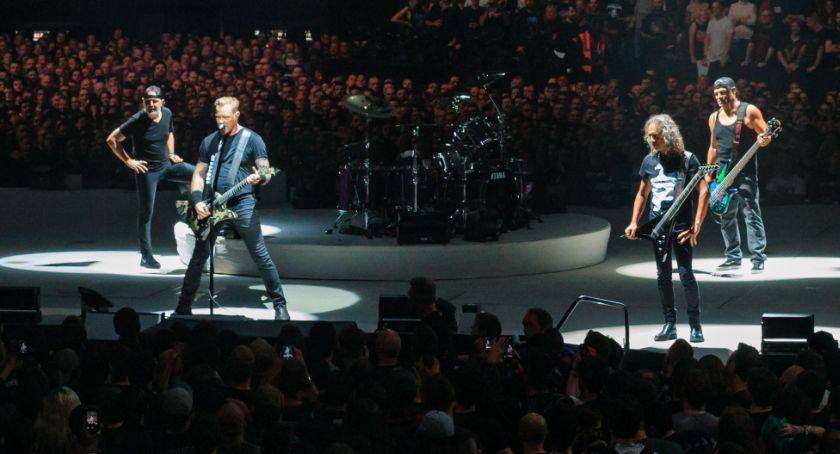 Koncerty - muzyka - płyty , Stadionie Narodowym wystąpi Metallica Będą utrudnienia - zdjęcie, fotografia