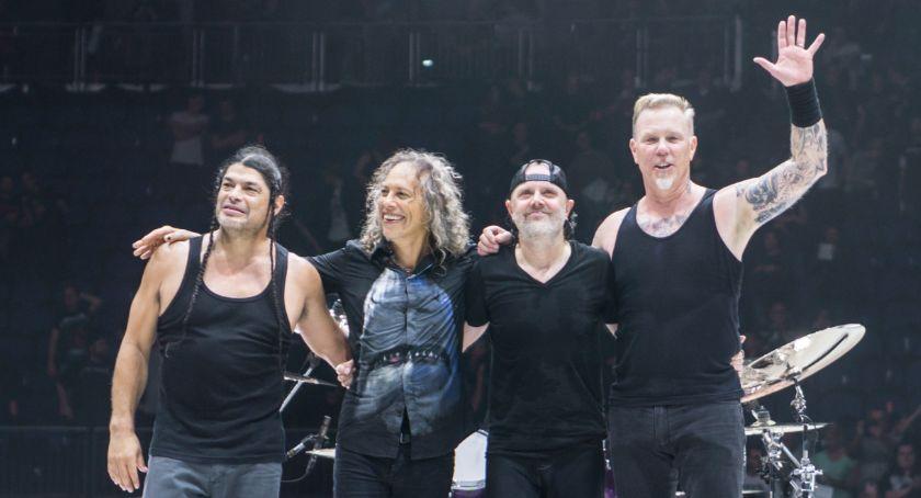 Koncerty - muzyka - płyty , Metallica Warszawie - zdjęcie, fotografia