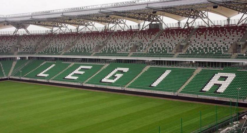 Piłka nożna, Legia Warszawa boju! Zagra Rangersami - zdjęcie, fotografia
