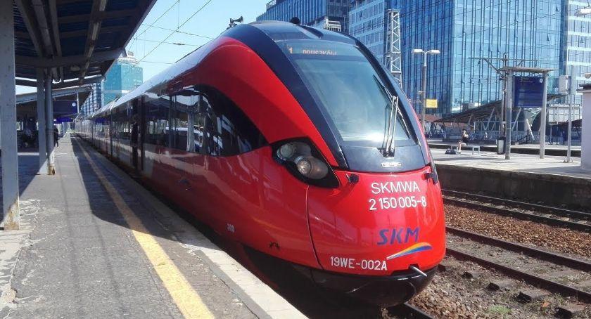 Transport publiczny - komunikacja, Remont linii średnicowej - zdjęcie, fotografia