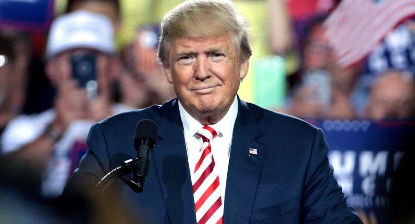 NEWS, Trump odwołał wizytę Polsce - zdjęcie, fotografia