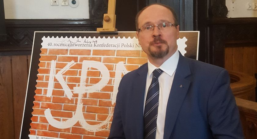 Obchody 40-lecia KPN - Krzysztof Robert Górski