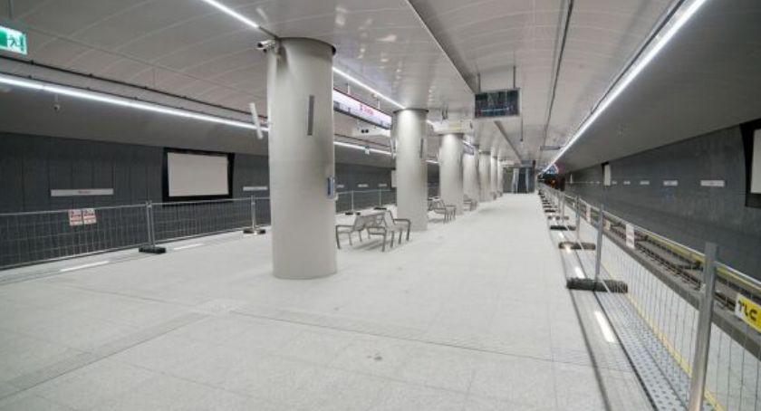 NEWS, Pozytywnie zakończyły kontrole stacjach linii metra Targówku - zdjęcie, fotografia