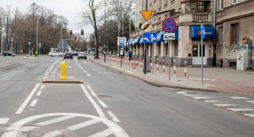 Ulice – place , Zamknięta zostanie aleja Zjednoczenia - zdjęcie, fotografia