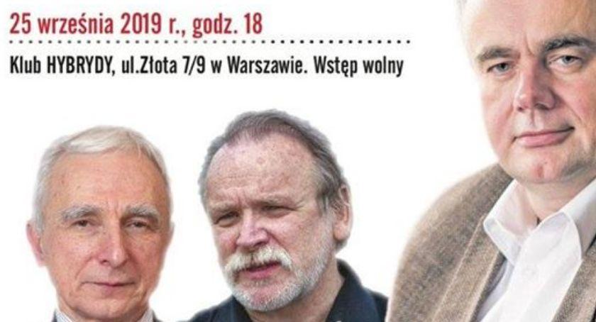 Imprezy, Wydarzenia, Spotkanie Piotrem Naimskim Adamem Borowskim - zdjęcie, fotografia
