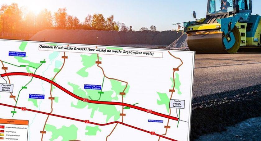 Inwestycje, Rozbudowa autostrada wschód - zdjęcie, fotografia