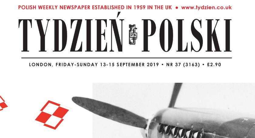 Blog, przemyślenia początku wojny światowej Tygodniu Polskim - zdjęcie, fotografia