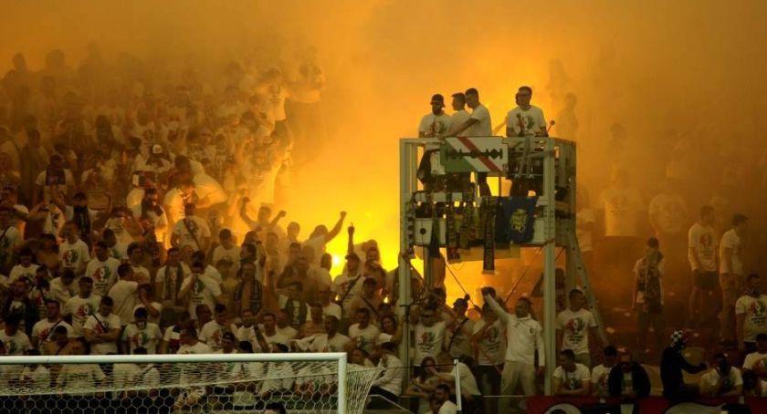 Legia Warszawa, Mistrz zmierzy wicemistrzem - zdjęcie, fotografia