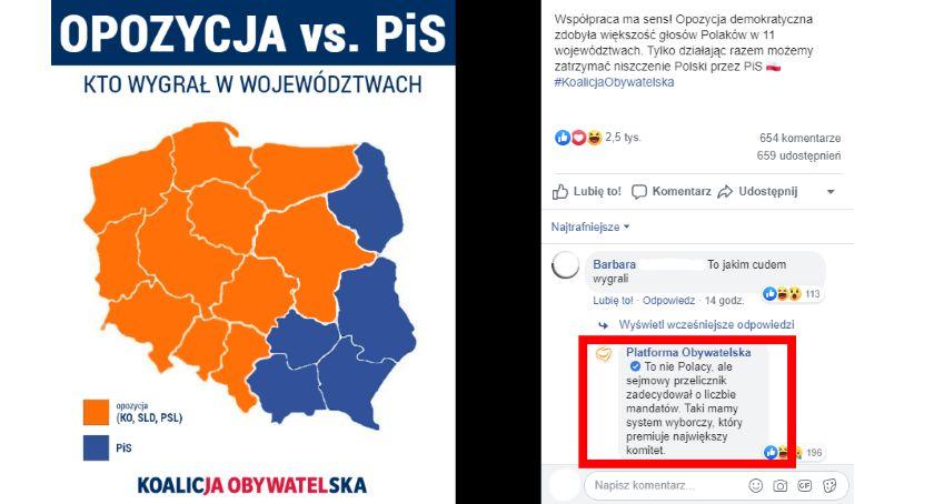 Polityka, Opozycja chwali wygrała Tylko żali system - zdjęcie, fotografia