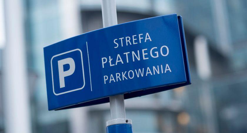 NEWS, Rośnie strefa płatnego parkowania - zdjęcie, fotografia