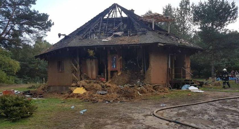 Pożary, Spalił siędom dziecka Warszawą Możemy pomóc - zdjęcie, fotografia