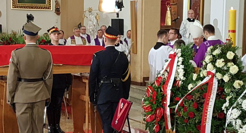 Wspomnienie, Pogrzeb Ministra Szyszki - zdjęcie, fotografia