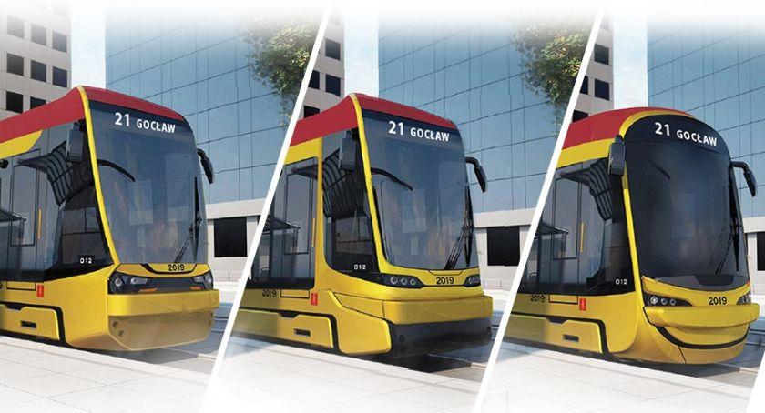 Transport publiczny - komunikacja, Można wybrać tramwaj - zdjęcie, fotografia