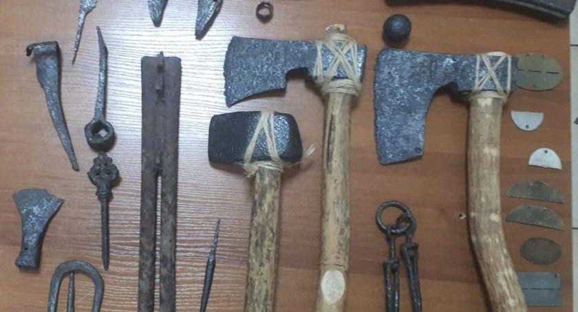NEWS, Topory amunicja okresu średniowiecza można iść siedzieć - zdjęcie, fotografia