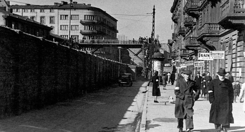 Historia Warszawy, Spacery warszawskim Getcie! - zdjęcie, fotografia