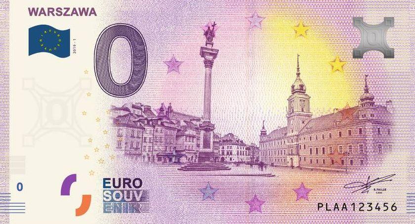 NEWS, Polska emituje banknot - zdjęcie, fotografia