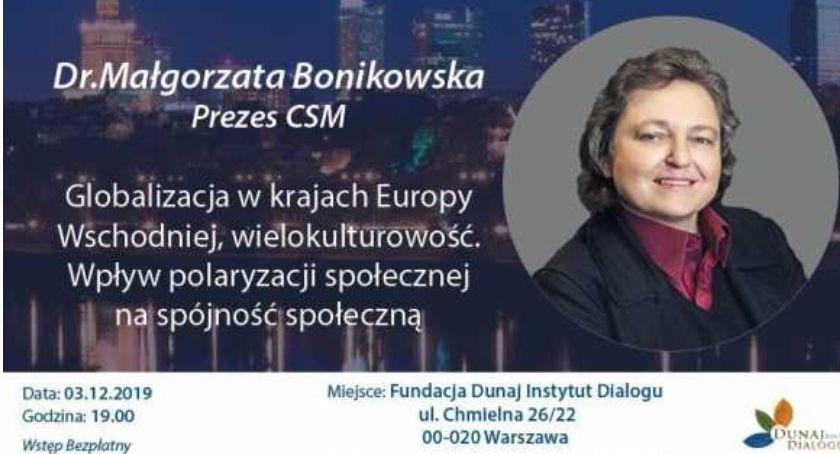 Imprezy, Wydarzenia, Rozmowy Dialogowe Małgorzatą Bonikowską - zdjęcie, fotografia
