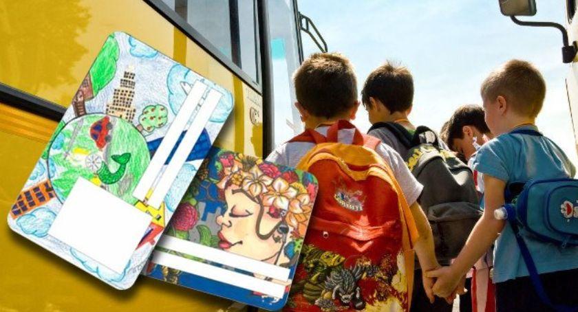 Transport publiczny - komunikacja, Gdzie podziały darmowe przejazdy uczniów - zdjęcie, fotografia