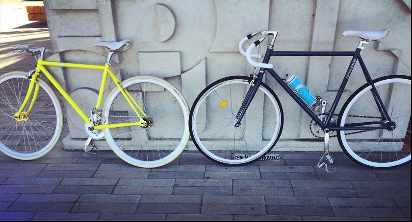 Blog, Sprzęt rowerowy - zdjęcie, fotografia