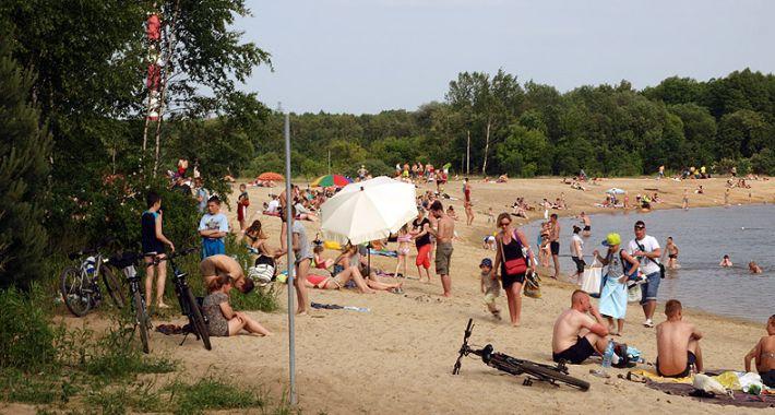 Sport, Burmistrz obiecał pogoda dopisała była zabawa! - zdjęcie, fotografia
