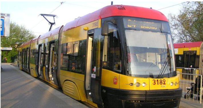 Tramwaje, Wyłączenie ruchu tramwajowego Powstańców Śląskich - zdjęcie, fotografia