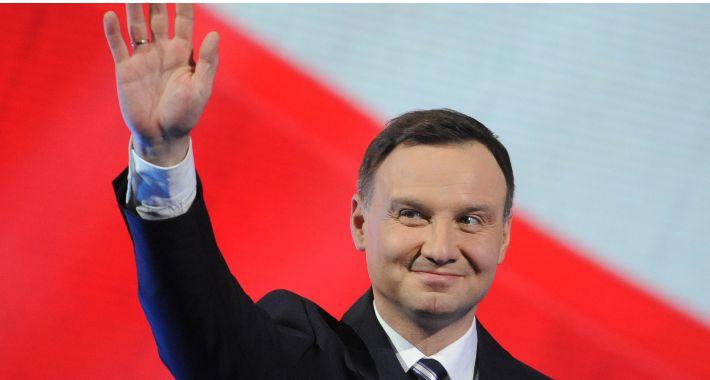 Polityka, Zaprzysiężenie Andrzeja program uroczystości - zdjęcie, fotografia