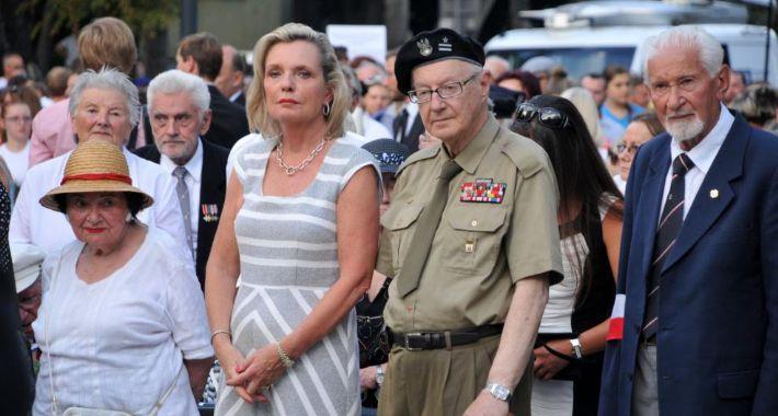 Historia Warszawy, rocznicy masakry - zdjęcie, fotografia