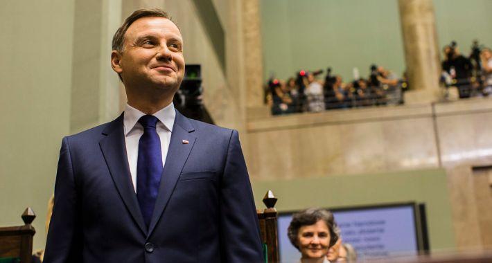Wywiady, Dyplomatyczne prezydenta Andrzeja rozmowa Andrzejem Kostarczykiem - zdjęcie, fotografia