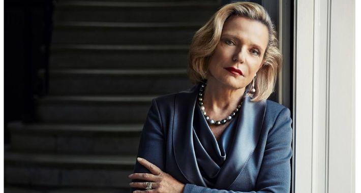 Polityka, Maria Anders popiera referendum - zdjęcie, fotografia