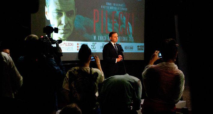 Filmy - premiery - kina, Pilecki kinach! - zdjęcie, fotografia