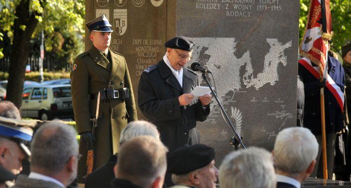 Religia - kościoły - święta, Święto Polskiej Dywizji Pancernej [ZDJĘCIA] - zdjęcie, fotografia