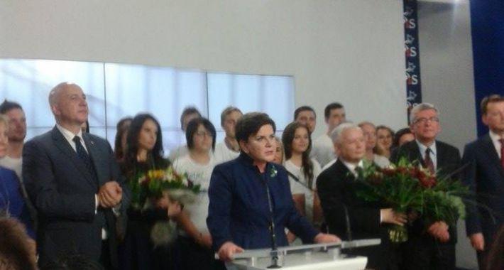 Polityka, proc; Kukiz Nowoczesna Lewica progiem - zdjęcie, fotografia