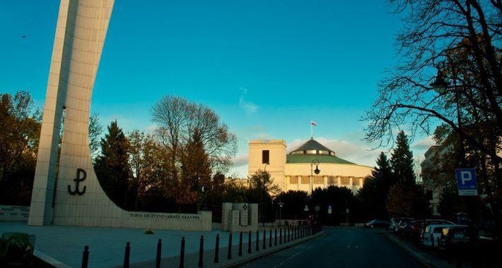 Polityka, Pierwsze posiedzenie Sejmu nowej kadencji rozpoczęte - zdjęcie, fotografia