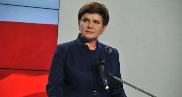 Polityka, Prezydent powołał Beatę Szydło premiera ministrów - zdjęcie, fotografia