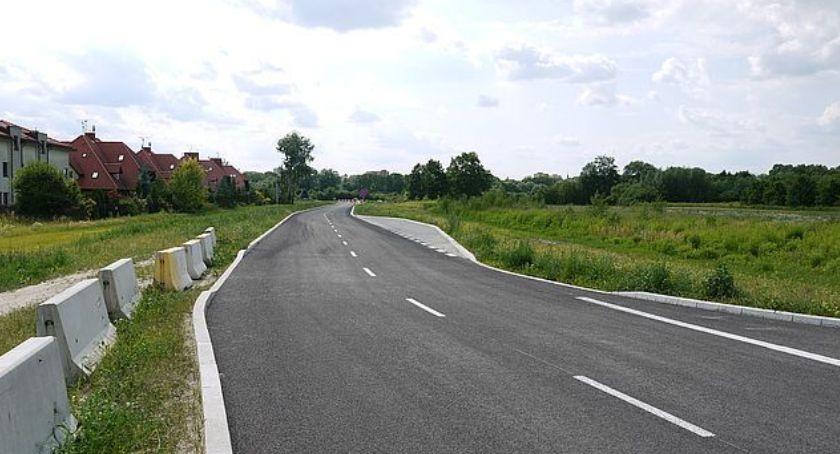 Drogi, Przetarg budowę Nowokabackiej rozstrzygnięty - zdjęcie, fotografia