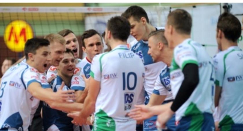 Siatkówka, Politechnika Warszawska wygrywa derby Mazowsza! - zdjęcie, fotografia