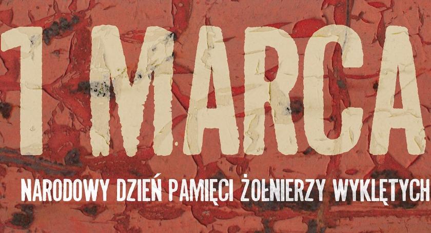 Historia Warszawy, Obchody Narodowego Pamięci Żołnierzy Wyklętych Warszawie okolicach - zdjęcie, fotografia