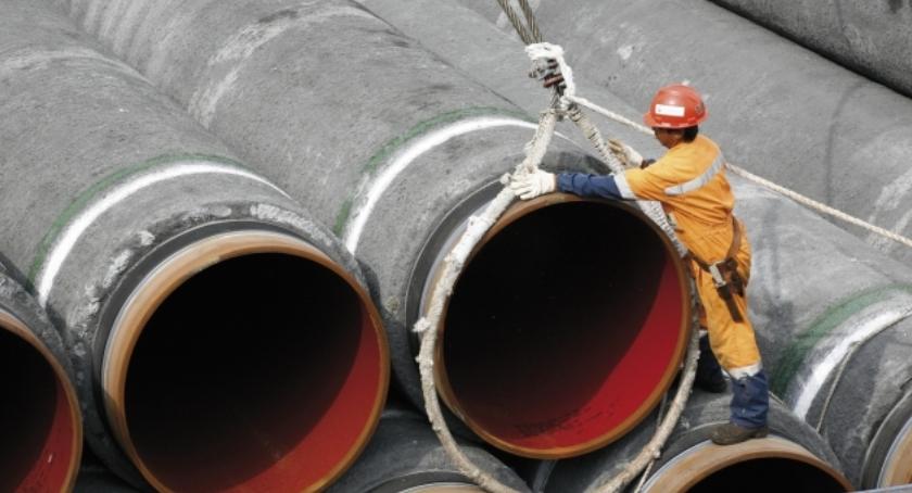 Inwestycje, Ursynowie wybudują specjalny rurociąg - zdjęcie, fotografia