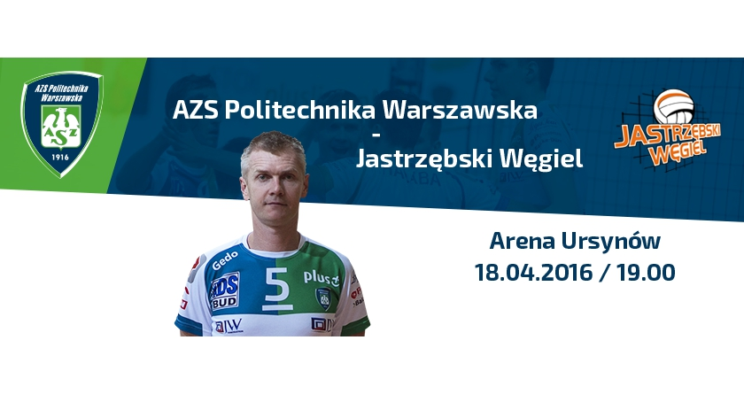 ONICO Warszawa, Wygraj bilety Politechnika Warszawska Jastrzębski Węgiel! - zdjęcie, fotografia