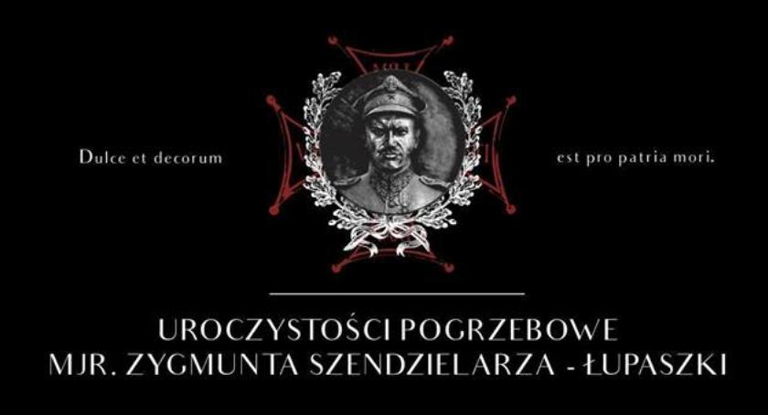 Religia - kościoły - święta, Pogrzeb Zygmunta Szendzielarza Łupaszki - zdjęcie, fotografia