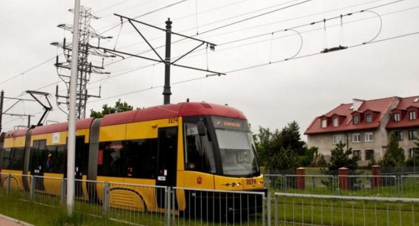 Tramwaje, Tramwaje Warszawskie podpisały umowę budowę trasy Nowodwory - zdjęcie, fotografia